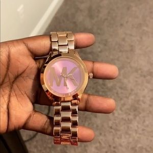 Michael Kors Watch(Pink)💗